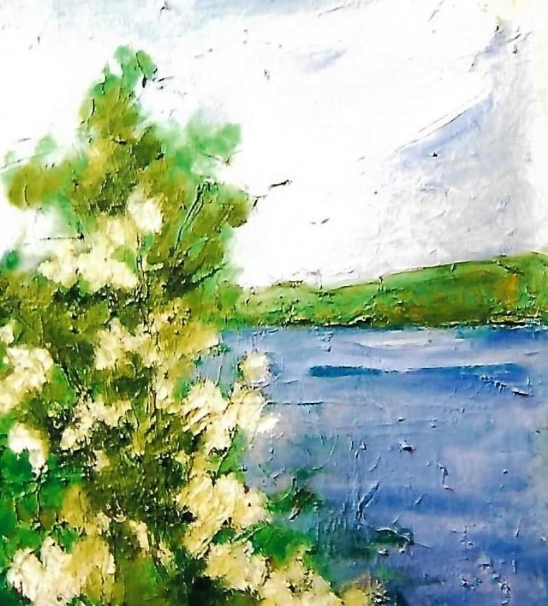 Mario Fanconi - 3-lago-blu-
