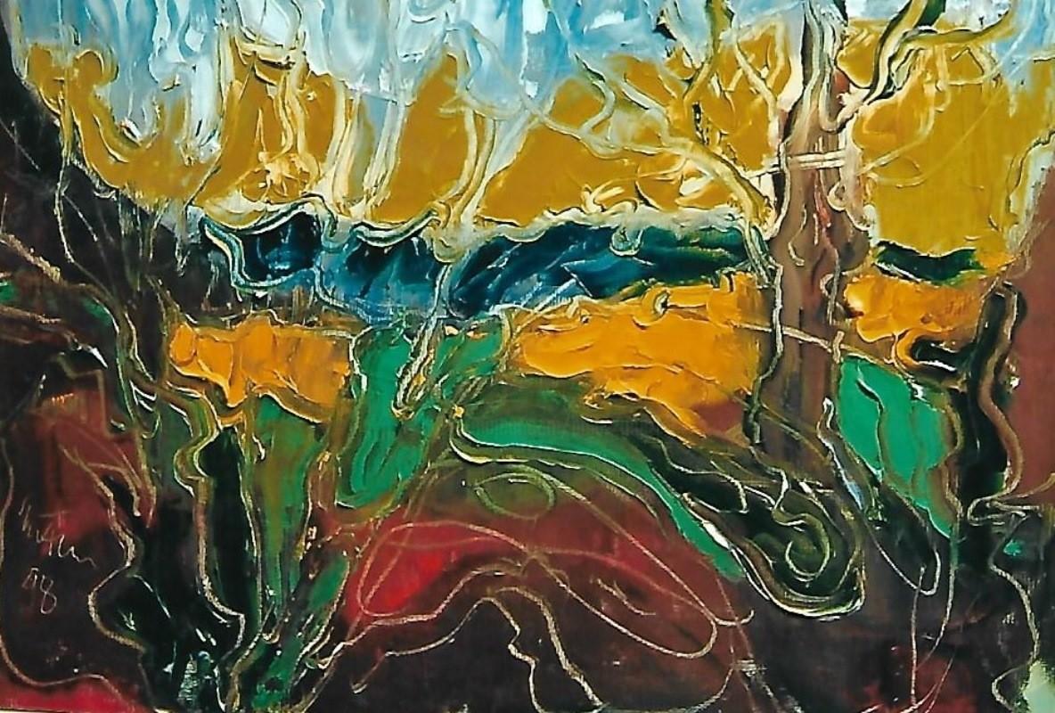 Mario Fanconi - 5-paesaggio-imaginario-