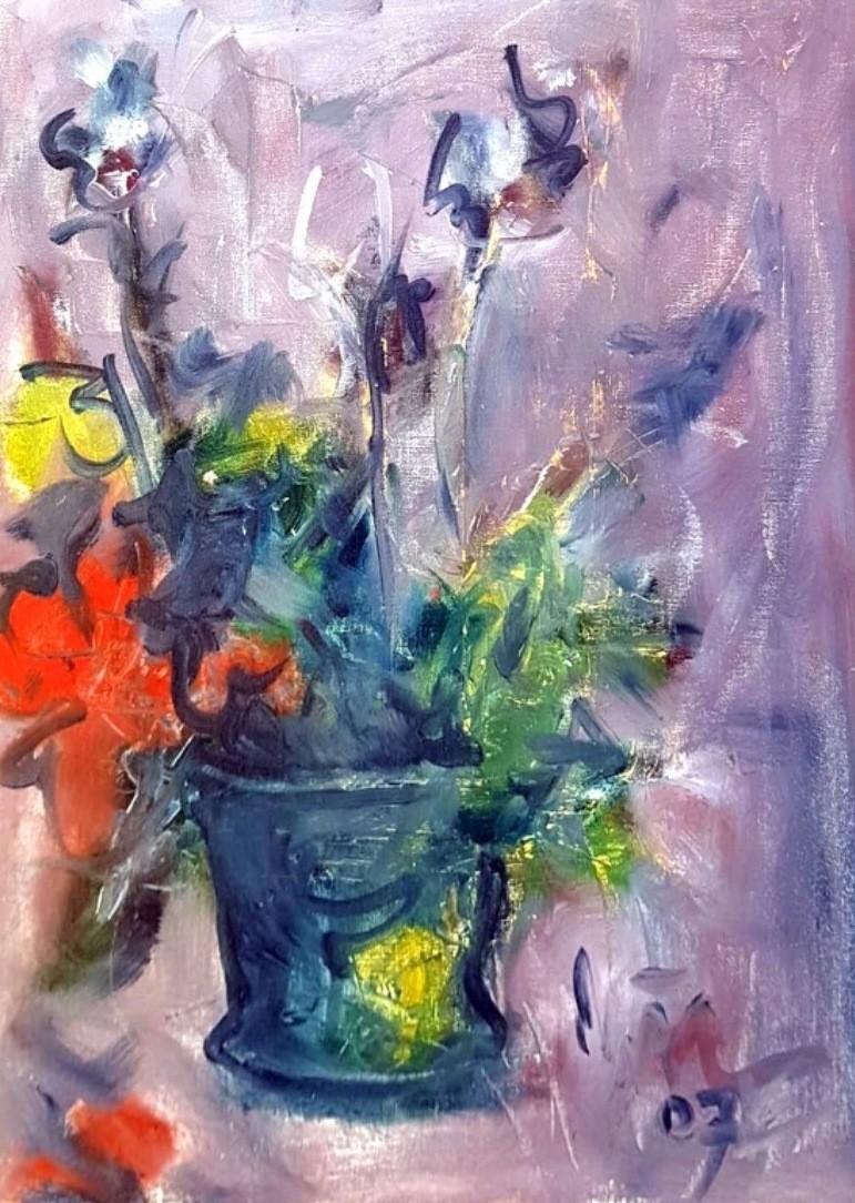 Mario Fanconi - macchie di colore