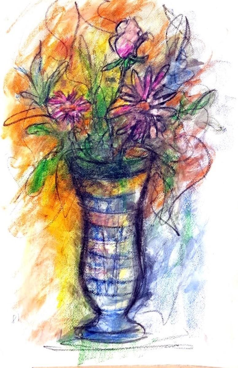 Mario Fanconi - vibrazioni floreali