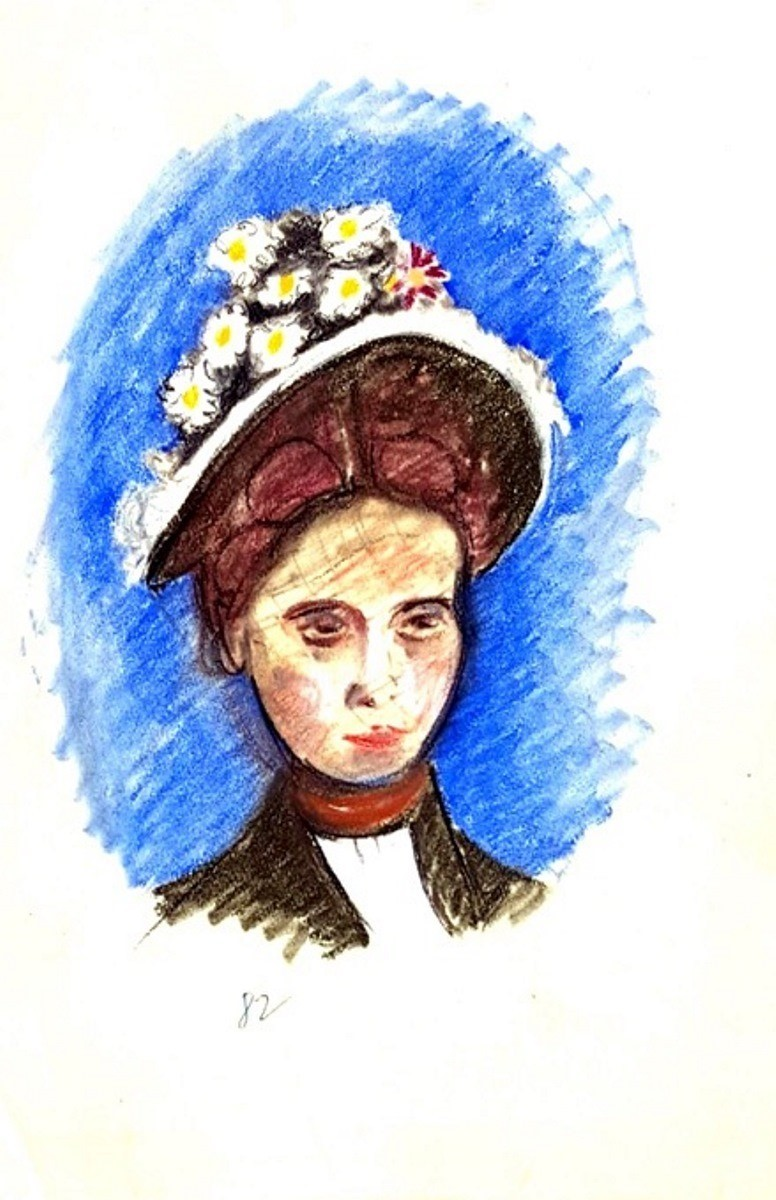 Mario Fanconi - che bel cappello