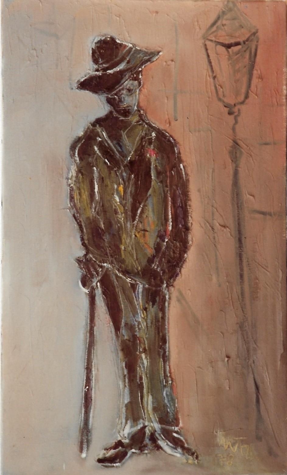 Mario Fanconi - Il vagabondo