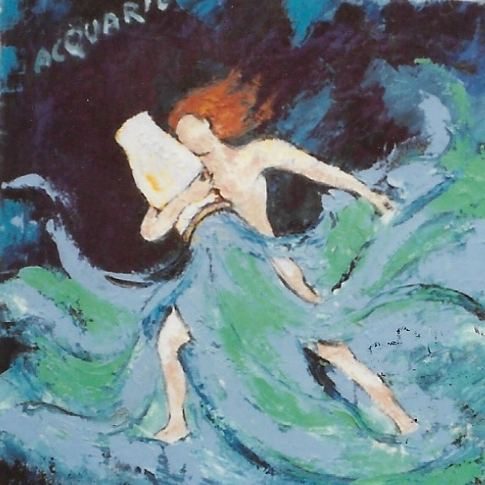 Mario Fanconi - Segno dell'acquario