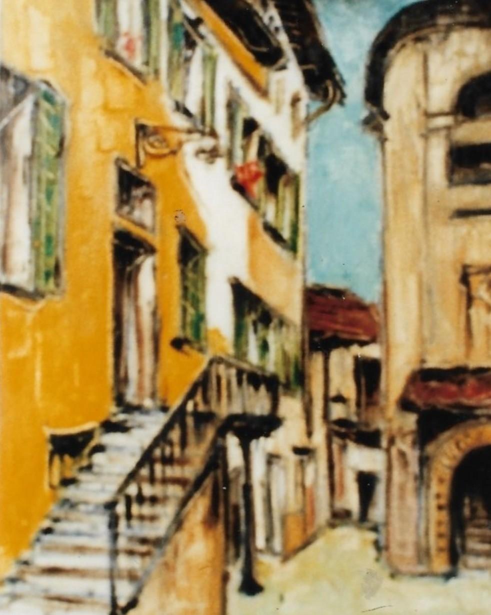 Mario Fanconi - Villaggio del Ticino