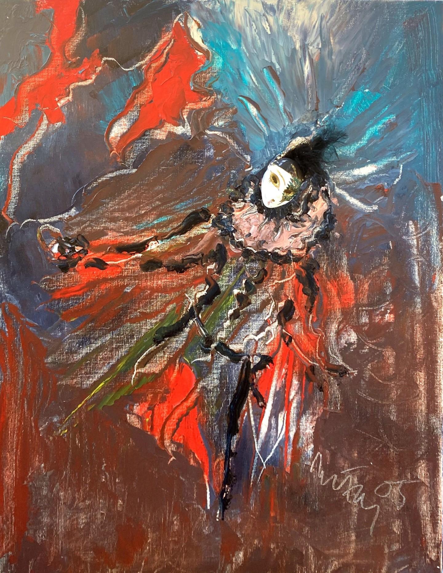 Mario Fanconi - Costumi di carnevale