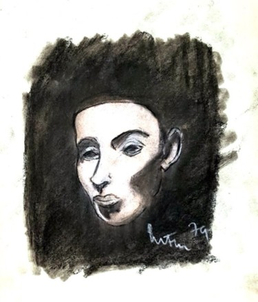 volto d'uomo